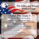 Fallen & Wounded Soldiers Fund Dinner | 2013